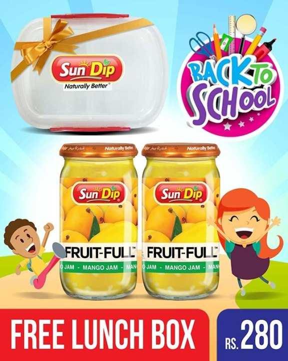 Fruit Full Mango Jam - 430gm Back to School