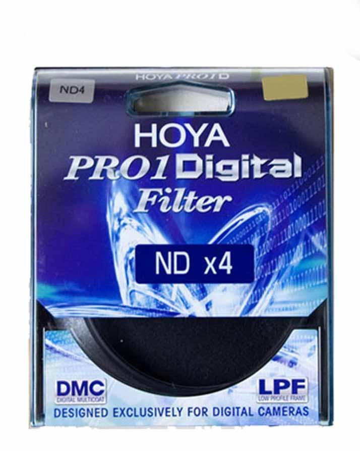 Lens Filter Hoya Nd 4 49Mm Pro1 Digital Multi-Coated Filter
