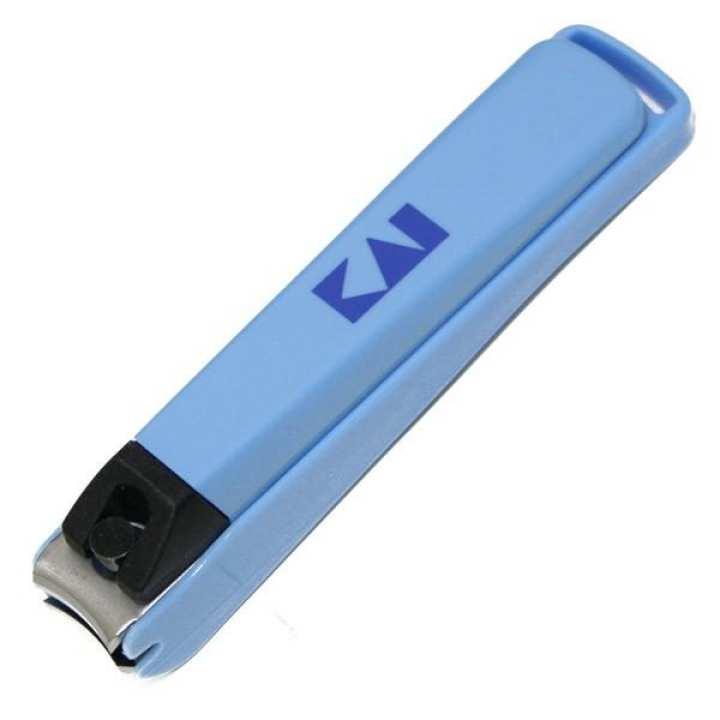 Kai Nail Clipper Large Blue