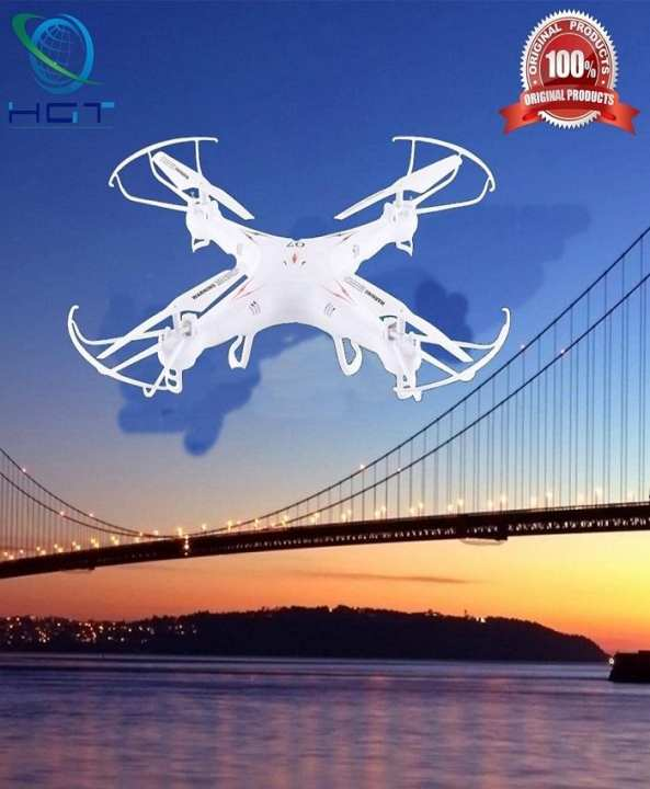 Drone Q7 360 Degree Flip Fly Rc Quadcopter (R)