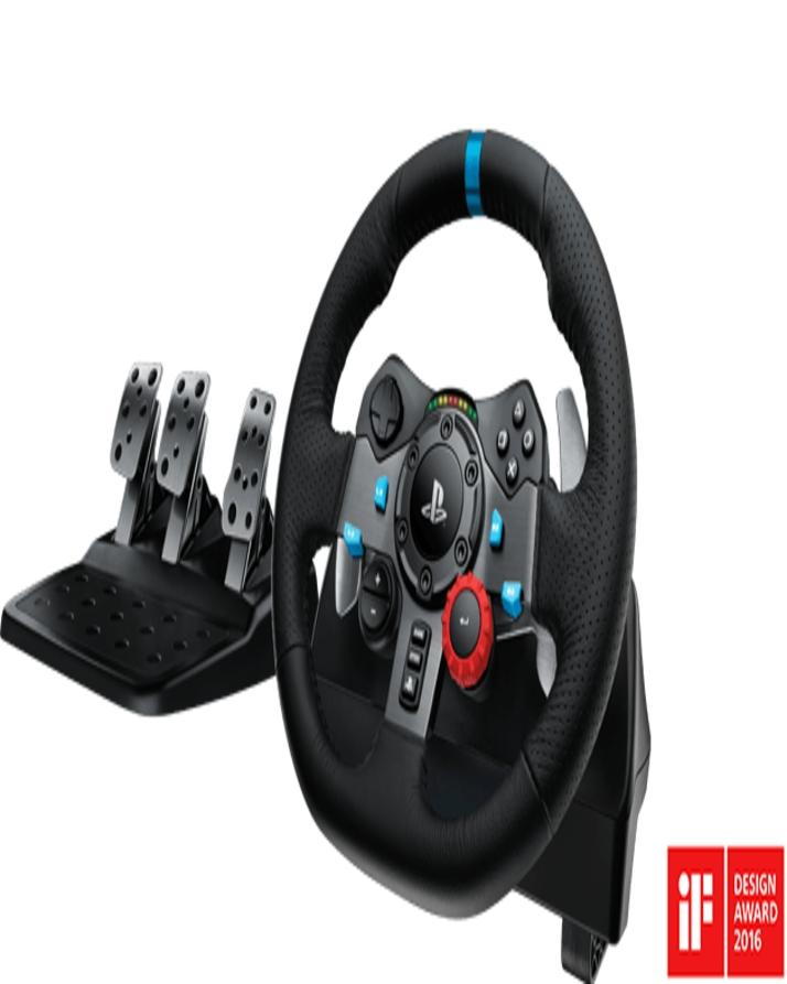 G29 Driving Force Racing Wheel For Playstation 3 4 Buy Sell Online
