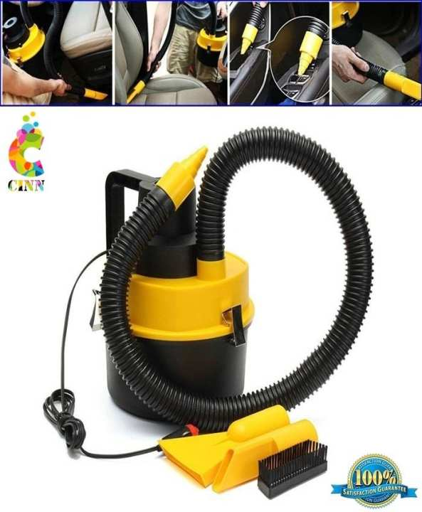 Wet And Dry 2 In 1 Car Blower & Car Vacuum Cleaner (F)