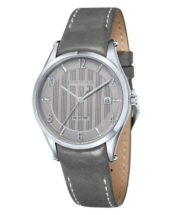 Watch for MenCross Lucida Watch Cr8025-01