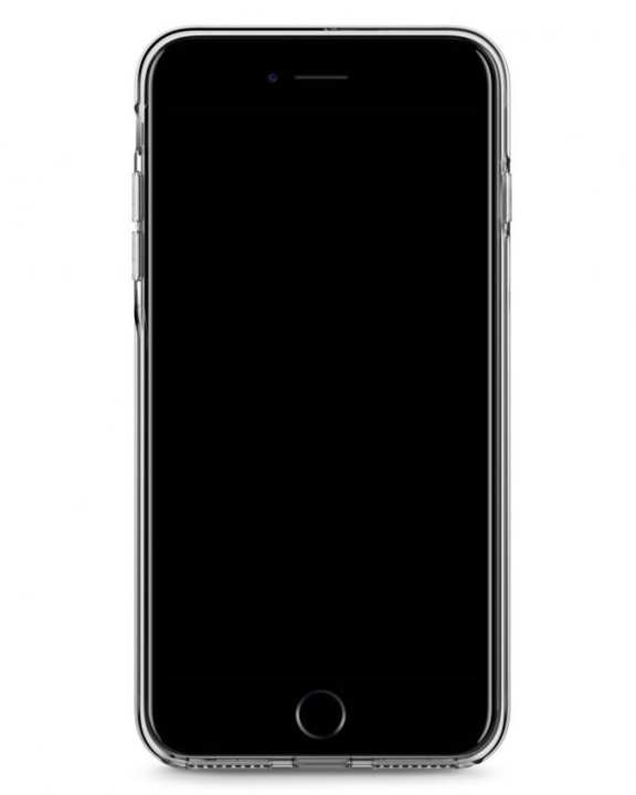 Back Case For iPhone 7 Plus - Clear