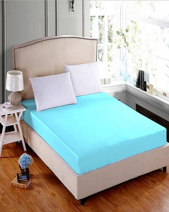 Fitted Single Mattress Cover Sheet - 78-39inch