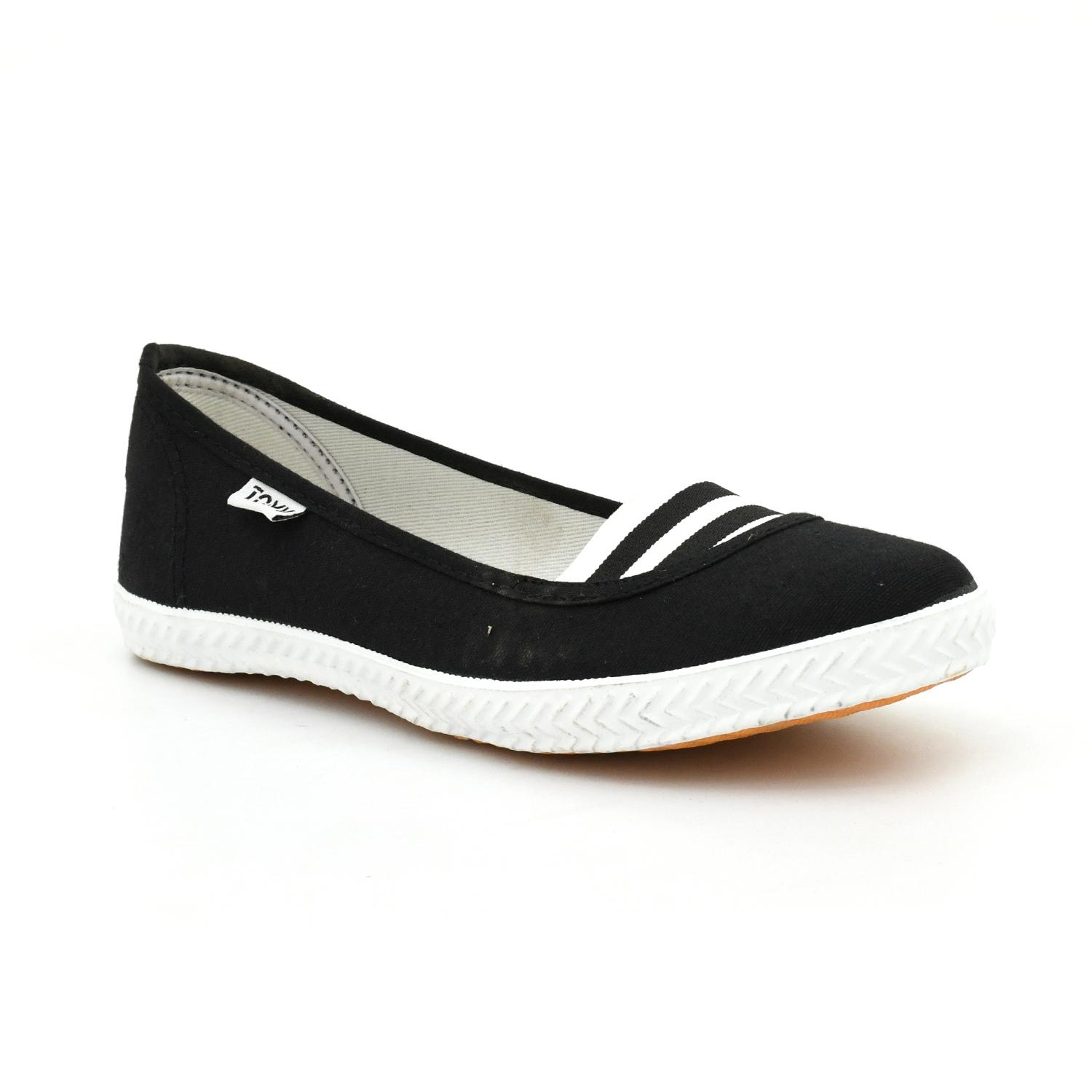 North Star Black Casual Synthetic Tomy Takkies Shoes for Women