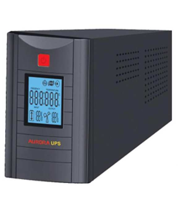 UPS-LCDAR100 - LCD Series Interactive UPS - 1500W/900VA - Black