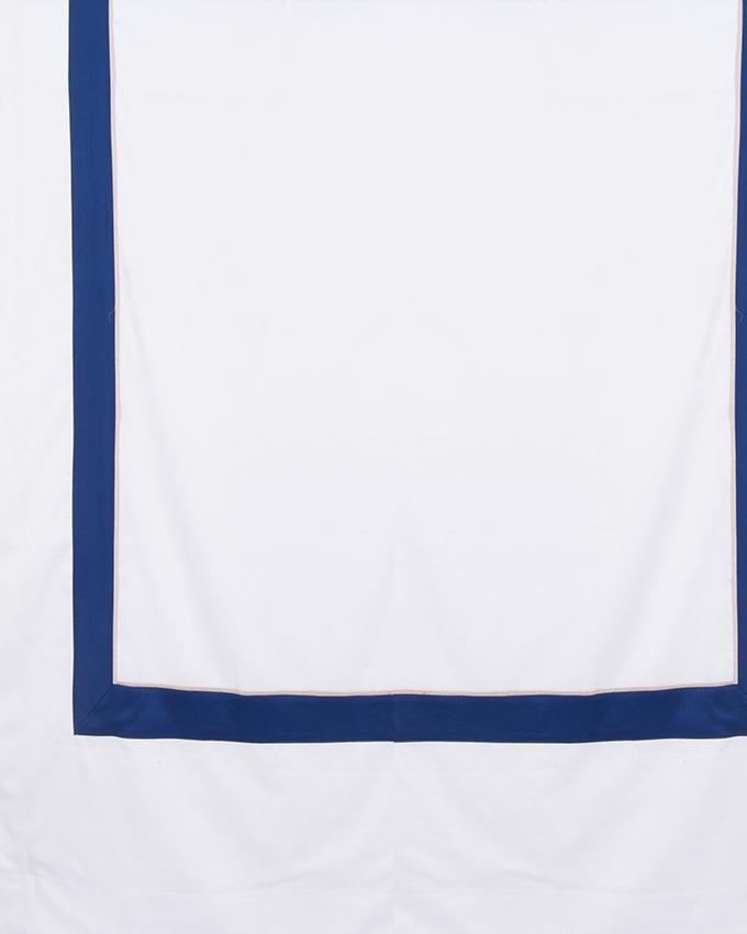 Blue & White - Sateen - Duvet & Pillow Set