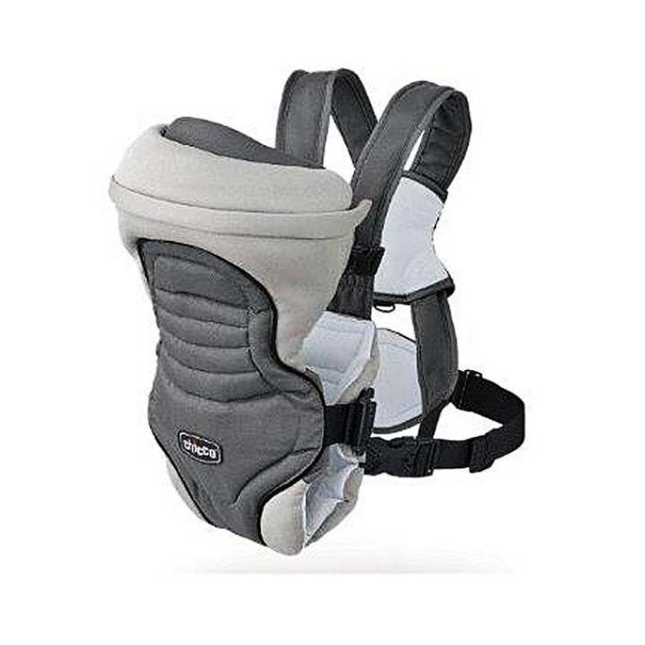 Soft & Dream Baby Carrier - Grey
