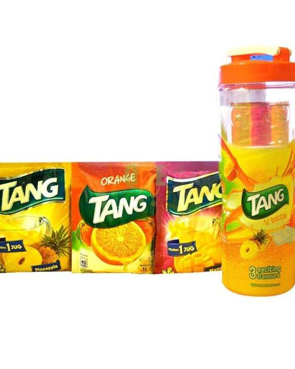 3 Mix Tang Pouch With Bottle