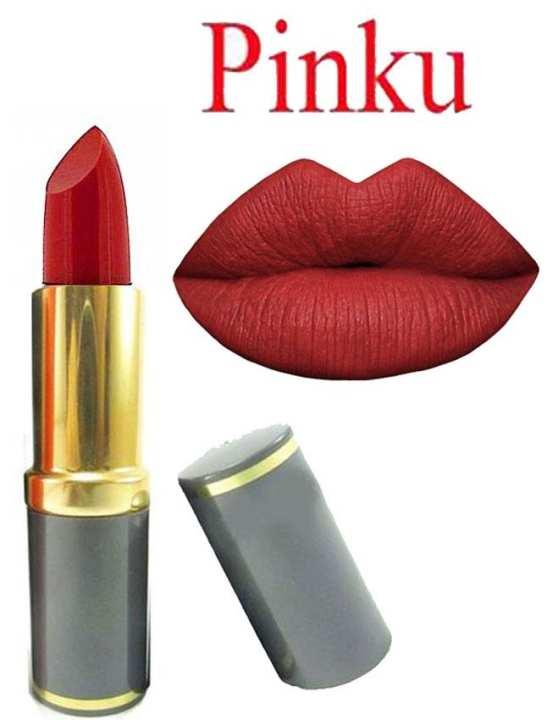 Loving Shocking Red Lipstick