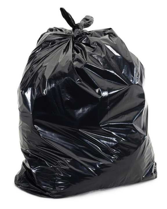 Garbage Bag Black 24 X 36