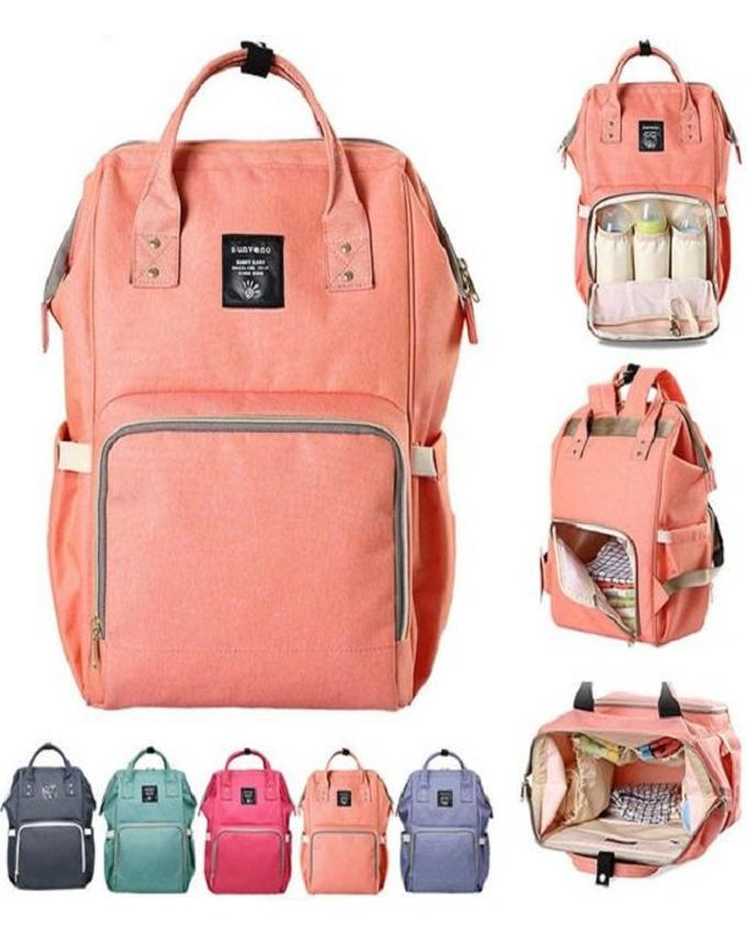 Mother Pack Pregnant Women Baby Diaper Backpack Bag