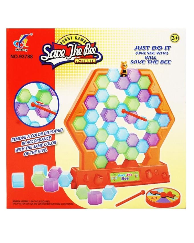 Save the Bee Game - Multicolour