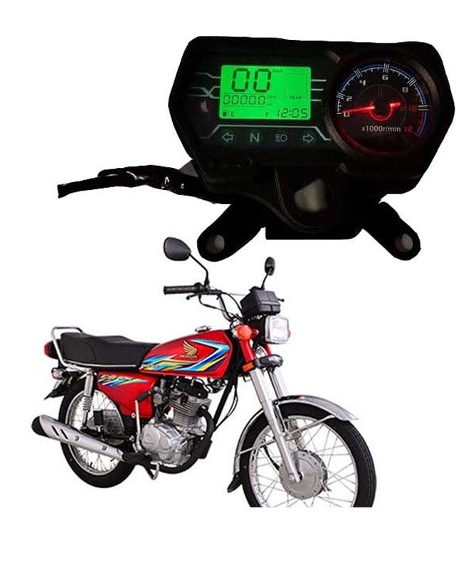 Cg 125 Digital Meter