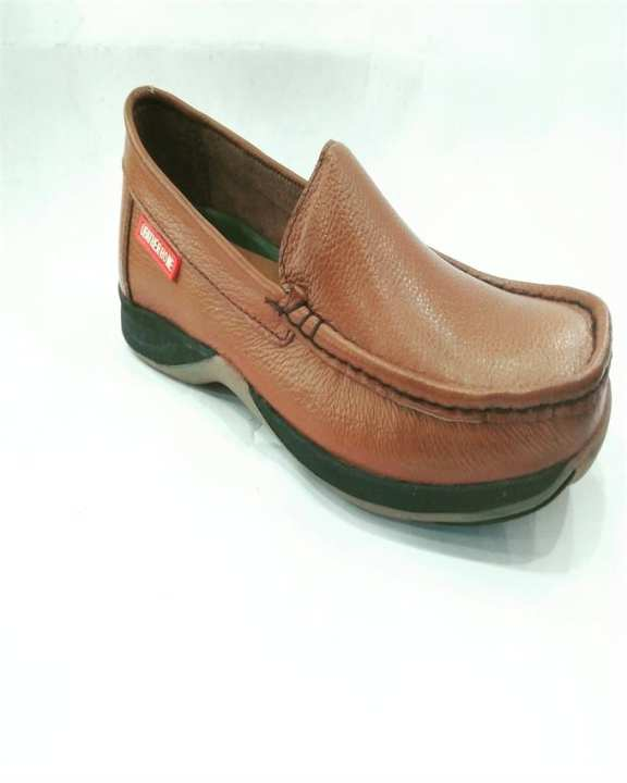 Leather Home Wear Shoes
