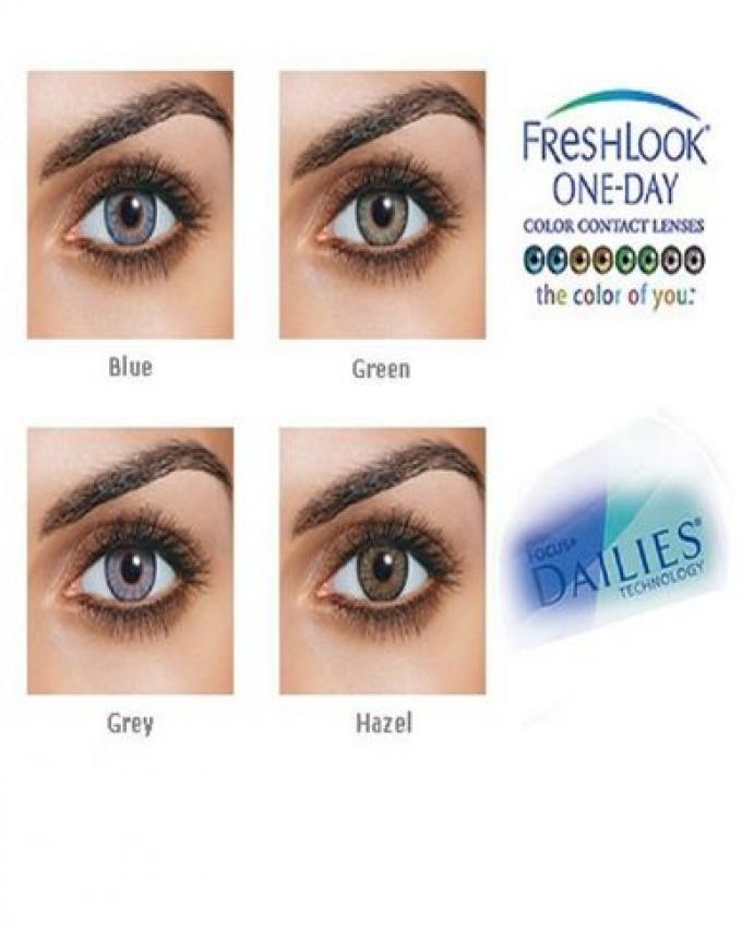 Freshlook Lenses Online Store In Pakistan Daraz