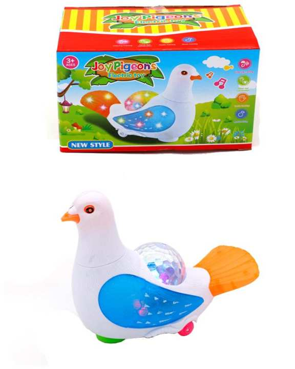 Electric Pigeon Toy For Kids