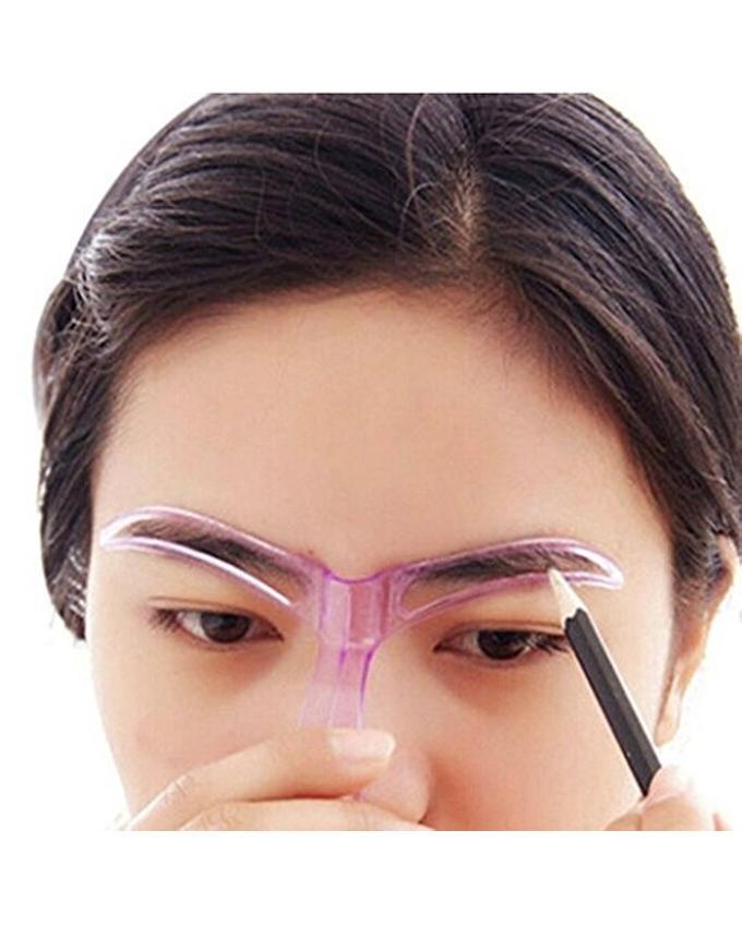 Eyebrow Stencil Buy Online At Best Prices In Pakistan Daraz