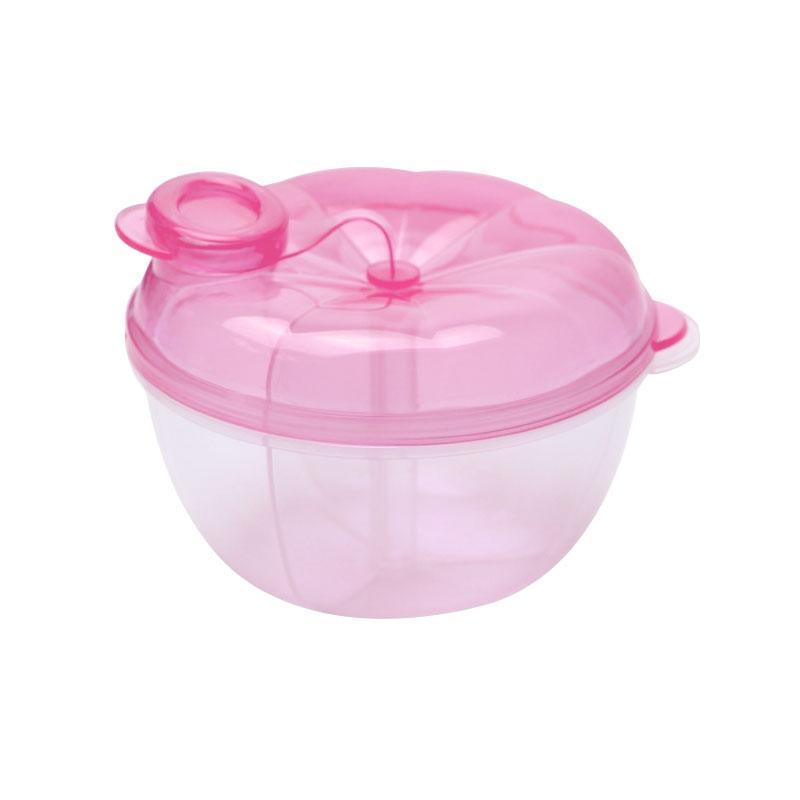 Baby Infant Milk Powder Formula Portable Dispenser Food 8Container Feeding Box