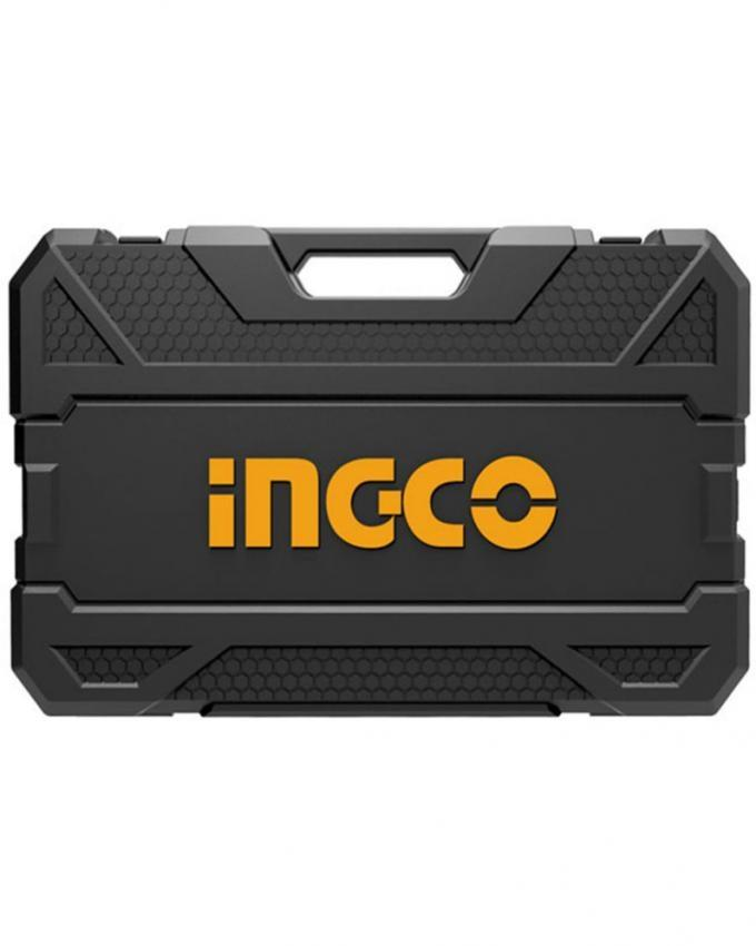 142Pcs Combination Tool Set - Black & Orange
