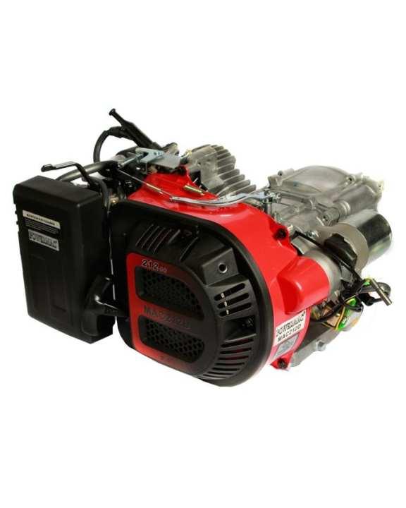 MAC212D - Powermac Petrol Engines  - Red