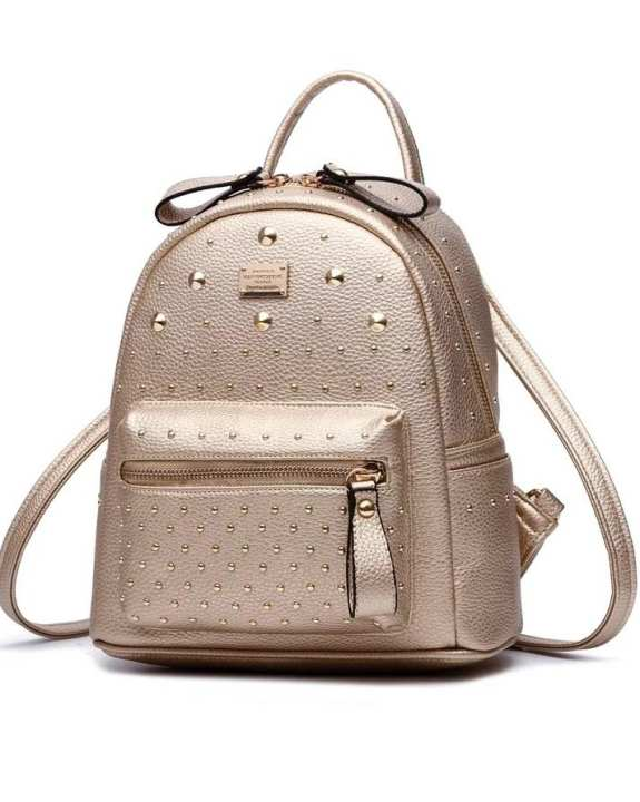 Etihad Synthetic Leather Women Fashion Backpack
