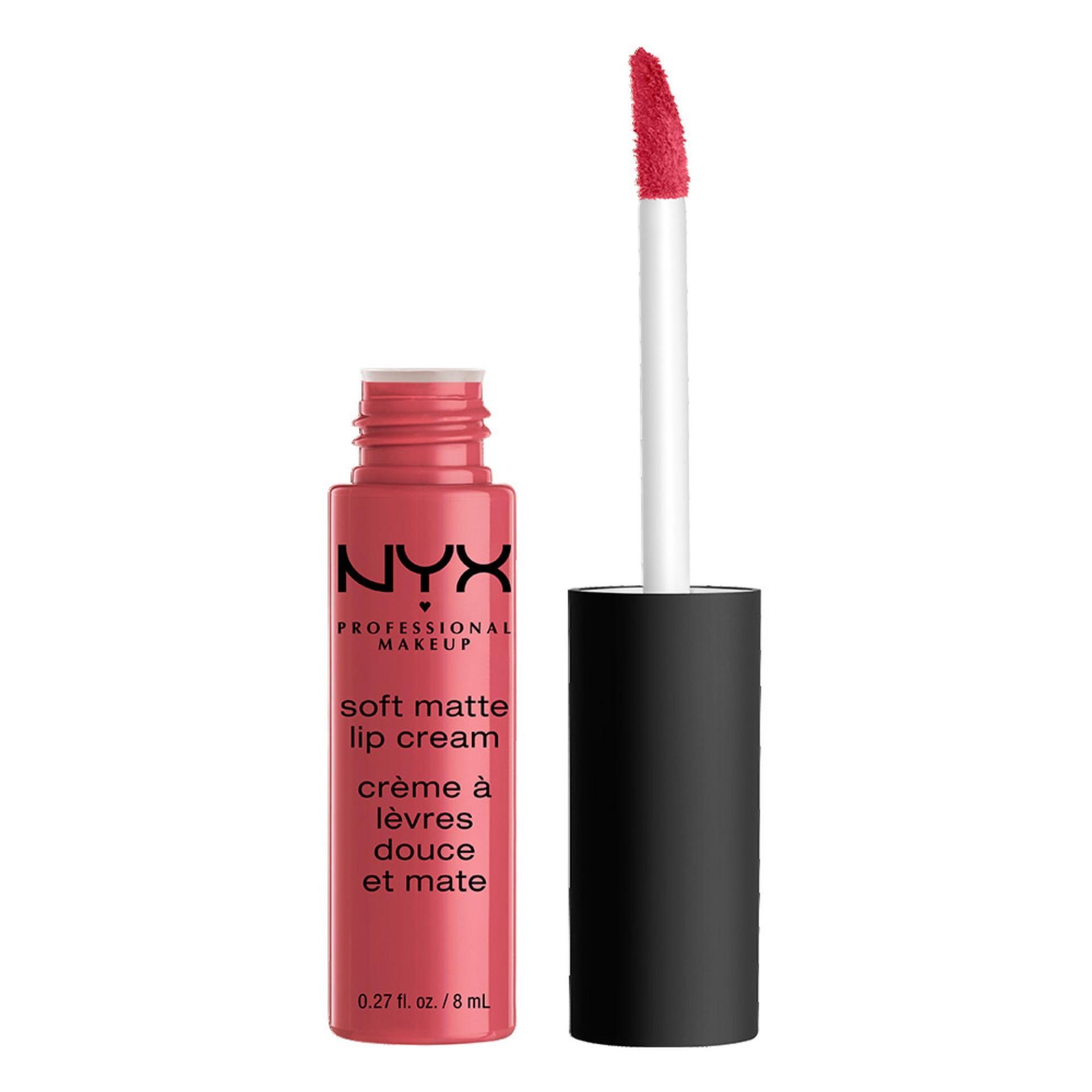 NYX Professional Makeup Soft Matte Lip Cream - 08 San Paulo