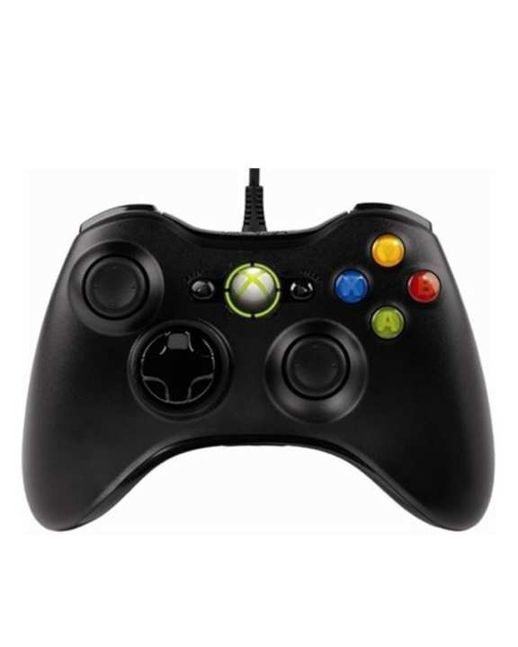 Wired Joystick for Xbox 360 - Black
