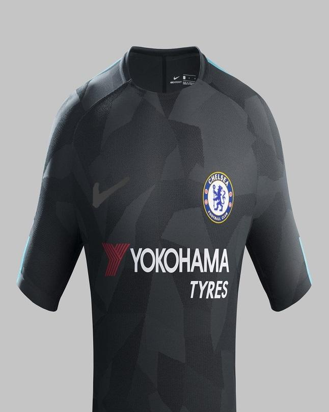 sneakers for cheap 07876 8fc7a Chelsea Football Kit New Grey 2018