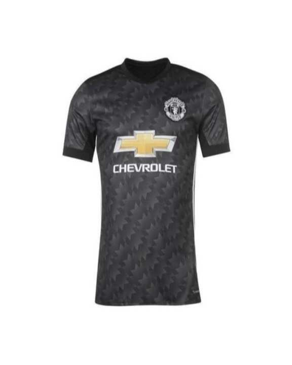 Manchester United Away Kit -Black
