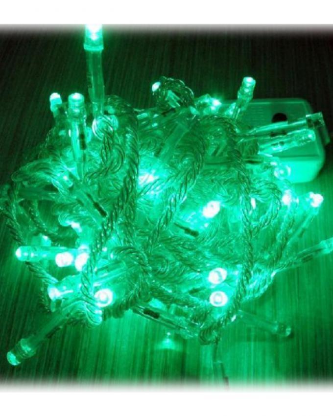Pack of 12 - Rotating LED Bulb & LED Fairy Light String