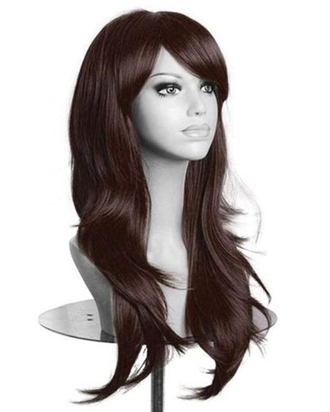 Wig 29 Full Cap Hair Extension For Women Black