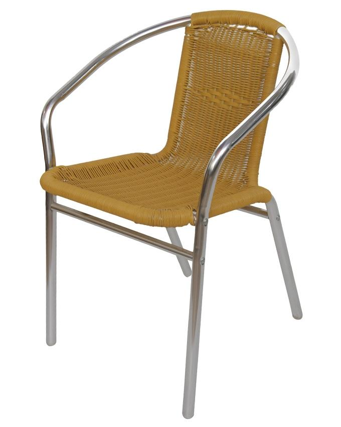 Outdoor Chair - Yellow