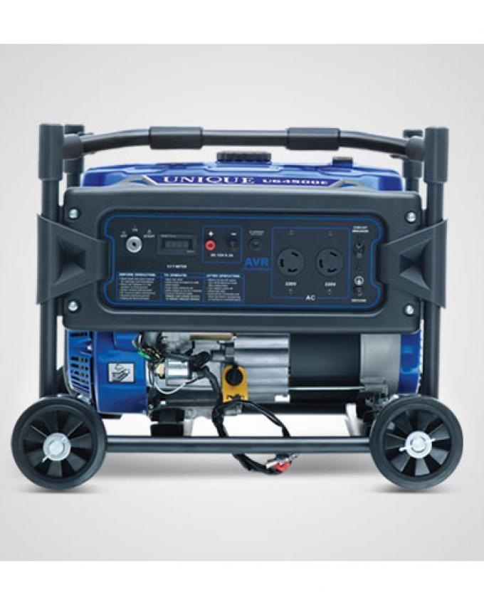 b3684cc9eb8d7 UG 4500E 3.5 KVA Self Start Petrol   gas Generator With Free Battery   Gas  Kit