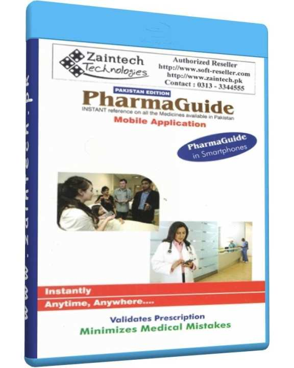 PharmaGuide For IPhone - Pakistan Edition