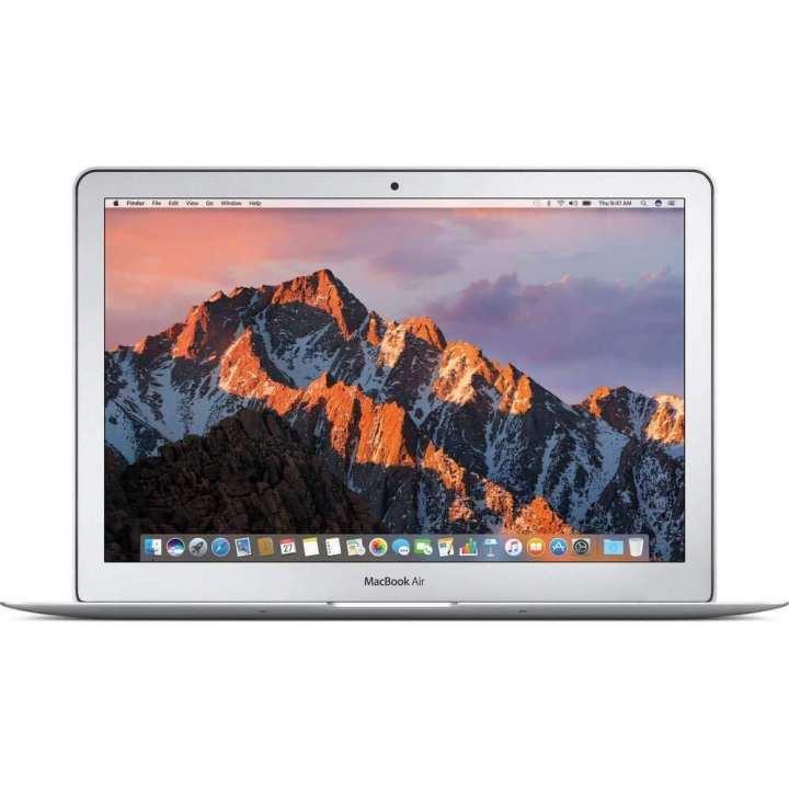 "Apple MacBook Air MQD32 (Mid 2017) - 13.3"" Glossy Display - 5th Gen. Intel® Core™ i5-5200U - Intel® Graphics 6000 - macOS Sierra"