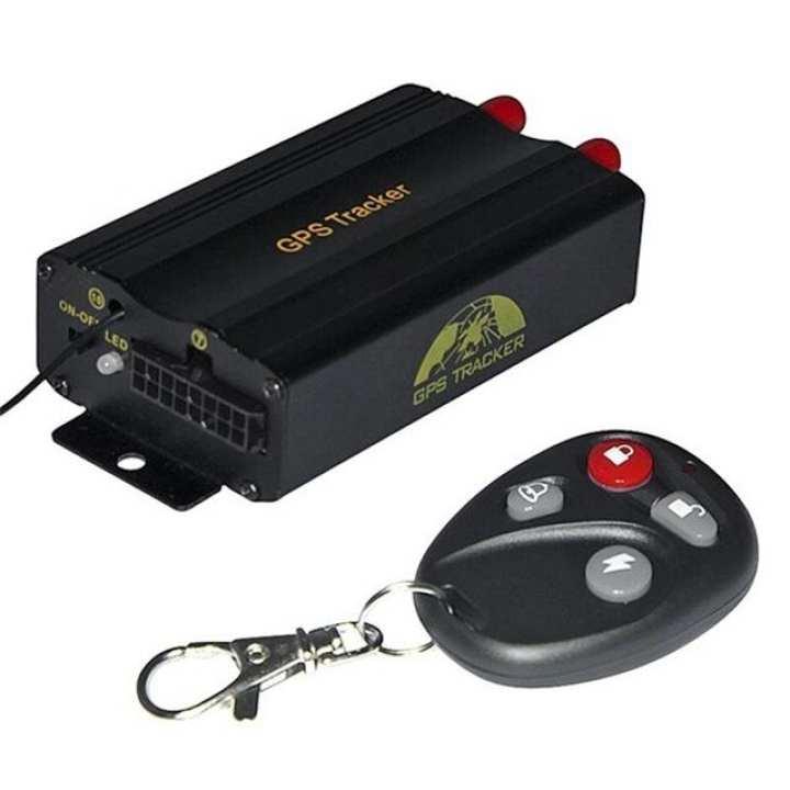 GPS Vehicle Tracker GPS TK103-B+