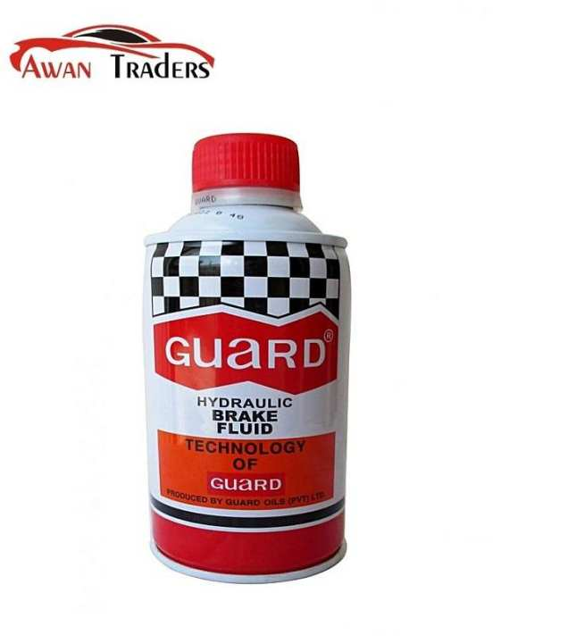Guard Brake Fluid Oil For Cars - 350 Cc Dot-3