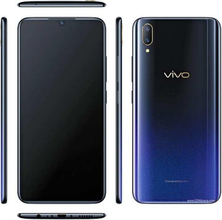 "V11 - 6.3"" Fhd+ Display - 4Gb Ram + 128Gb Rom - Fingerprint Sensor - Starry Night"