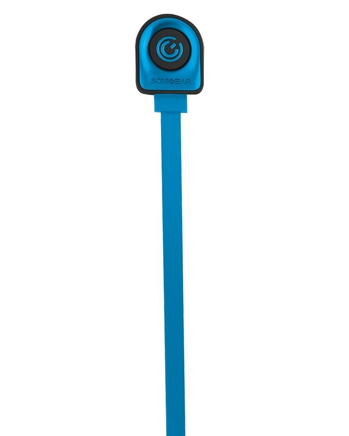 In-Ear Headphones - NeoPlug Nozz - Blue