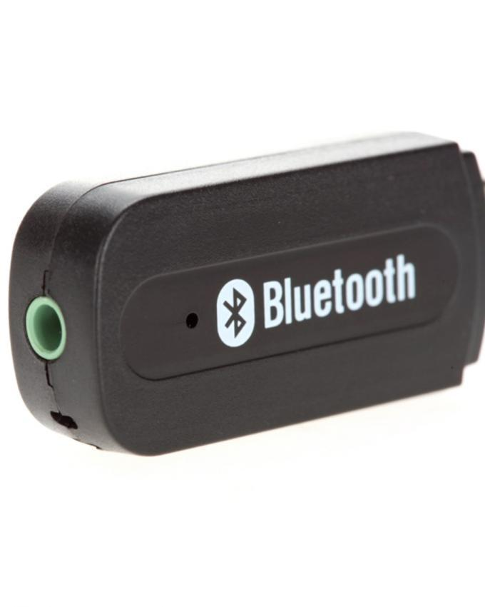 Bluetooth Audio Receiver with Aux Output - Black