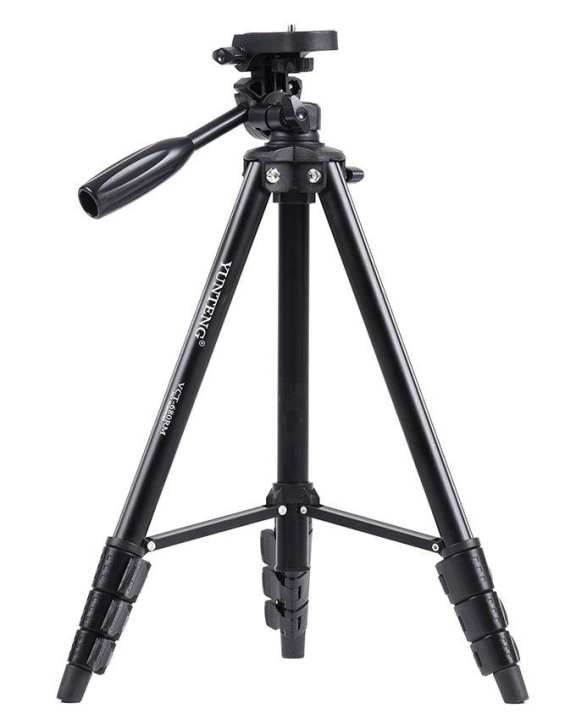 Professional Camera Tripod Stand For Canon Nikon Sony DSLR Camera