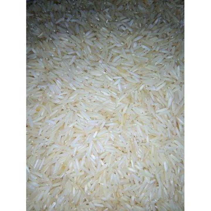 Super Kernal Basmati Steam Rice -200gm - Steam Rice