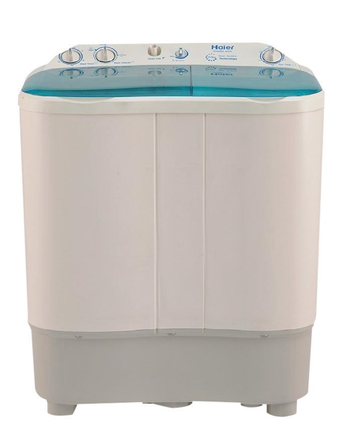 Top Loading Semi Automatic Washing Machine Hwm 80 000 Greyish White