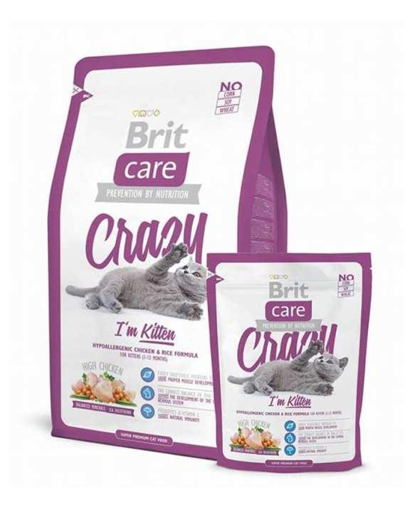 Care Crazy Kitten - 2KG