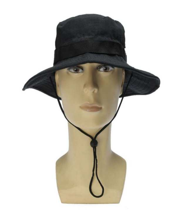 Summer Safari Bucket Sun Hat Sun Protection Wide Brim Bucket Hat