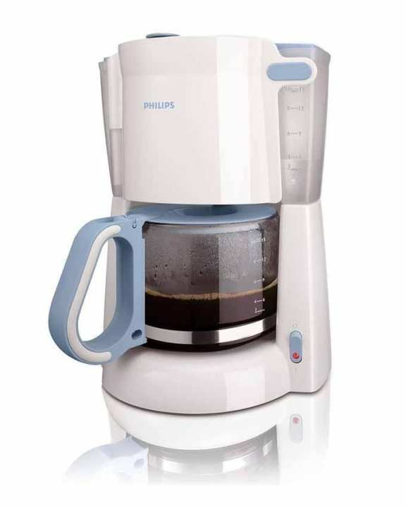 Philips Philips Coffee Maker - HD7448/70 - White