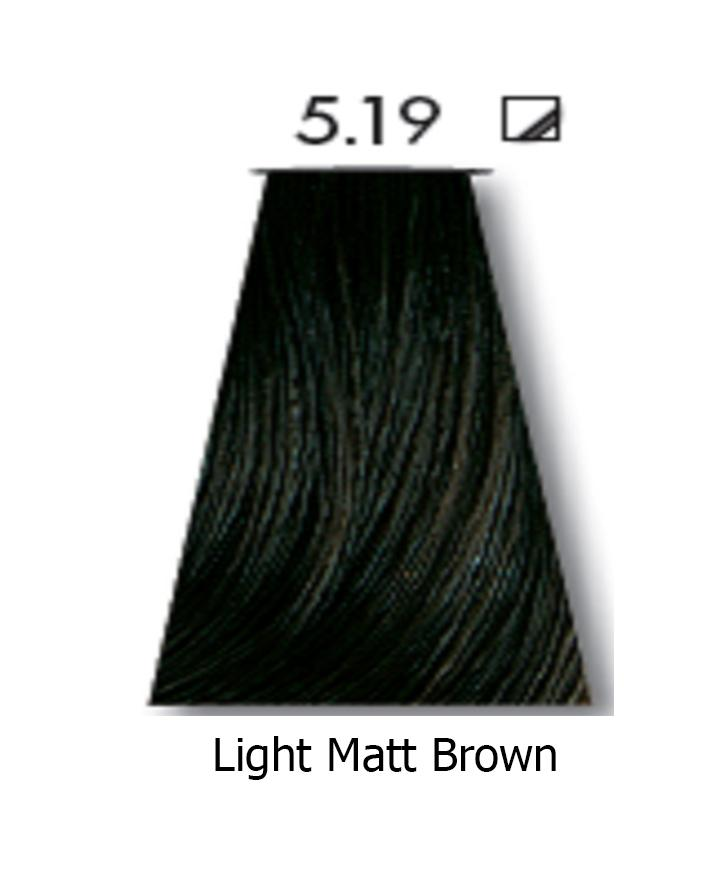 Tinta Color 519 Light Matt Brown Buy Sell Online Best Prices