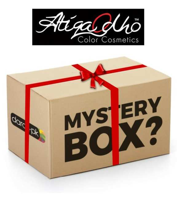 Pack of 6 - Mystery Box (Products Worth Rs. 2500)
